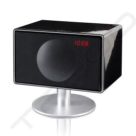 Geneva Sound System Model S Wireless Bluetooth Speaker System - Gloss Black
