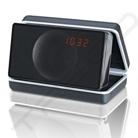 Geneva Model XS Wireless Bluetooth Portable Speaker - Black