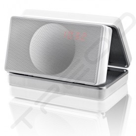 Geneva Model XS Wireless Bluetooth Portable Speaker - White