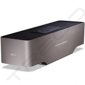 KEF GRAVITY ONE Portable Bluetooth Wireless Speaker - Titanium