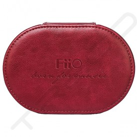 FiiO HB3 Leather Earphone Case - Red