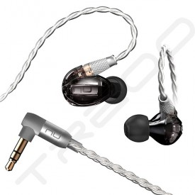 NuForce HEM1 In-Ear Earphone - Black