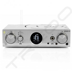 iFi Pro iDSD WiFi/Ethernet Network Music Streamer, Desktop Tube/Solid State Headphone Amplifier & USB DAC