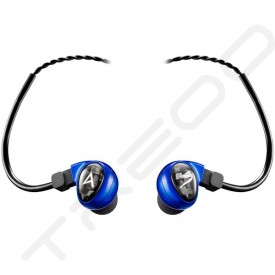 Astell&Kern Billie Jean 2-Driver Universal In-Ear Earphone - Blue