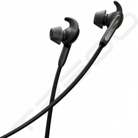 Jabra Elite 65E Noise-Cancelling Wireless Bluetooth Neckband In-Ear Earphone with Mic - Titanium Black