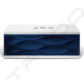 Jawbone Jambox Wireless Bluetooth Portable Speaker - Dark Blue Wave (Special Edition)