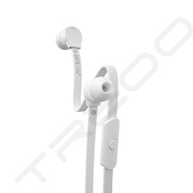 JAYS a-JAYS One+ In-Ear Earphone with Mic - White