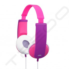 JVC HA-KD5 Over-the-Ear Headphone for Kids - Pink