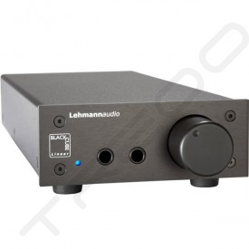 Lehmann Audio Linear Desktop Headphone Amplifier - Black