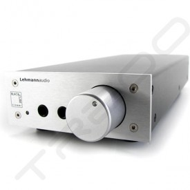 Lehmann Audio Linear Desktop Headphone Amplifier - Silver