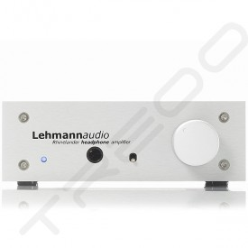 Lehmann Audio Rhinelander Desktop Headphone Amplifier - Silver