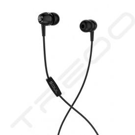 SOUL LIT In-Ear Earphone with Mic - Black