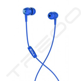 SOUL by Ludacris LIT In-Ear Earphone - Blue