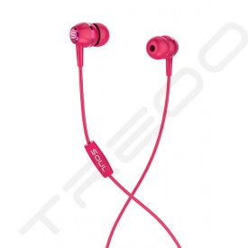 SOUL by Ludacris LIT In-Ear Earphone - Red