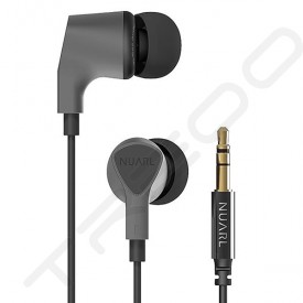 Nuarl NX110A High Resolution Stereo In-Ear Earphone - Matte Grey