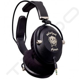 Motörheadphönes Motörizer Over-the-Ear Headphone with Mic