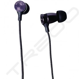 Motörheadphönes Trigger In-Ear Earphone - Black
