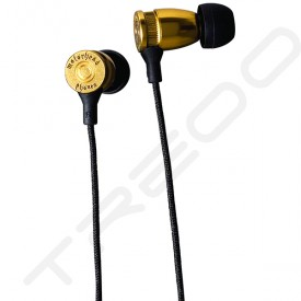 Motörheadphönes Trigger In-Ear Earphone - Brass