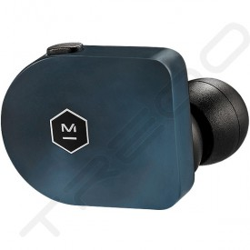 Master & Dynamic MW07 True Wireless Bluetooth In-Ear Earphone with Mic - Steel Blue