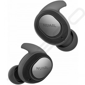 NUARL NT100 True Wireless Bluetooth In-Ear Earphone with Mic - Black