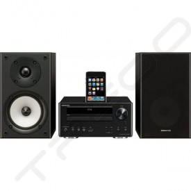 Onkyo CS-N765 Network Hi-Fi Mini System - Black