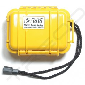 Pelican 1010 Micro Case - Solid Yellow