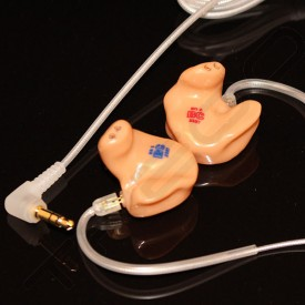 Perfect Seal Professional Series PS3 3-Driver Custom In-Ear Monitor