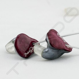 Perfect Seal SportBud Silver 2-Driver Custom In-Ear Monitor