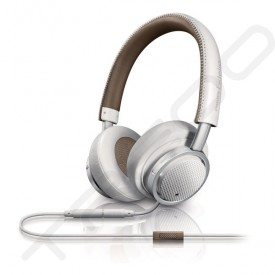 Philips Fidelio M1 Over-the-Ear Headphone with Mic - White