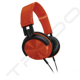 Philips SHL3000 On-Ear Headphone - Orange