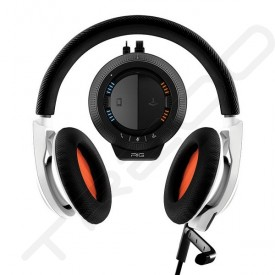 Plantronics RIG Gaming VOIP Over-the-Ear Headset with Mic - White