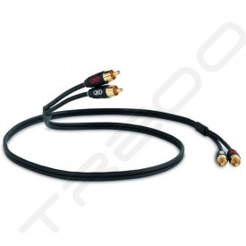 QED Profile 2 Audio RCA to RCA Interconnect Cable