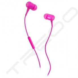 Puma Bread-N-Butter In-Ear Earphone with Mic - Pink