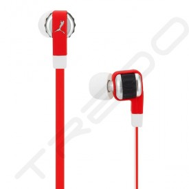 Puma El Diego Dos In-Ear Earphone with Mic - Red