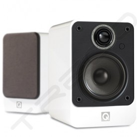 Q Acoustics 2010i Bookshelf 2.0 Speaker System - Gloss White