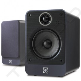 Q Acoustics 2020i Bookshelf 2.0 Speaker System - Gloss Black