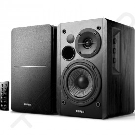 Edifier R1280DB BT 2.0 Wireless Bluetooth Desktop Bookshelf Speaker System - 1