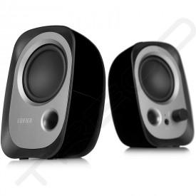 Edifier R12U 2.0 Desktop Bookshelf Speaker System black