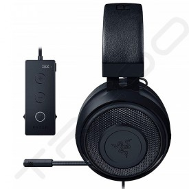 Razer Kraken Tournament Edition Surround Sound USB Gaming Over-the-Ear Headphone with Mic - Black