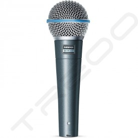 hure BETA 58A Supercardioid Vocal Microphone