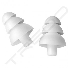 Shure Triple Flange Silicone Eartips