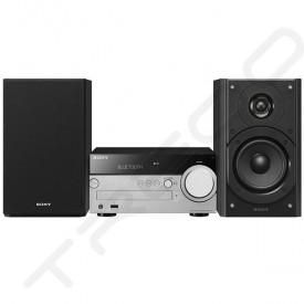 Sony CMT-SX7 CD/DVD/Tuner Micro Hi-Fi 2.0 Speaker System