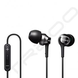 Sony DR-EX61IP In-Ear Earphone with Mic - Black
