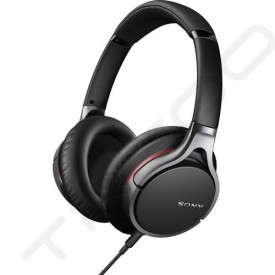 Sony MDR-10R Over-the-Ear Headphone with Mic - Black