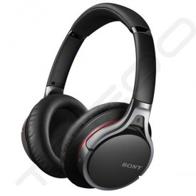 Sony MDR-10RBT Wireless Bluetooth Over-the-Ear Headphone with Mic - Black