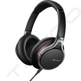 Sony MDR-10RNC Noise-Cancelling Over-the-Ear Headphone with Mic - Black