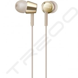 Sony MDR-EX255AP Gold