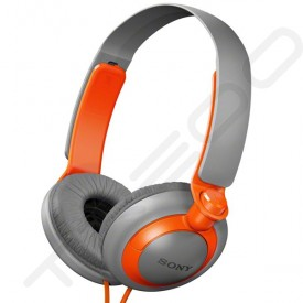 Sony MDR-XB200 Extra Bass On-Ear Headphone - Orange