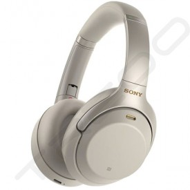 Sony WH-1000XM3 Wireless Bluetooth On-Ear Headphone with Mic - Silver