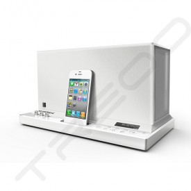 SoundFreaq Sound Platform SFQ-01 Wireless Bluetooth Dock 1.0 Speaker System - White